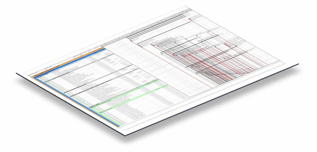 График производства работ в строительстве образец скачать консалтинговая компания