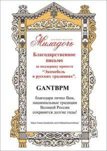 консалтинговая компания ГАНТБПМ консалтинговые услуги благотворительность