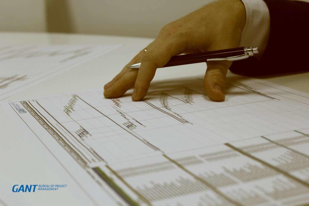 Календарный график проекта консалтинговая компания ГАНТБПМ