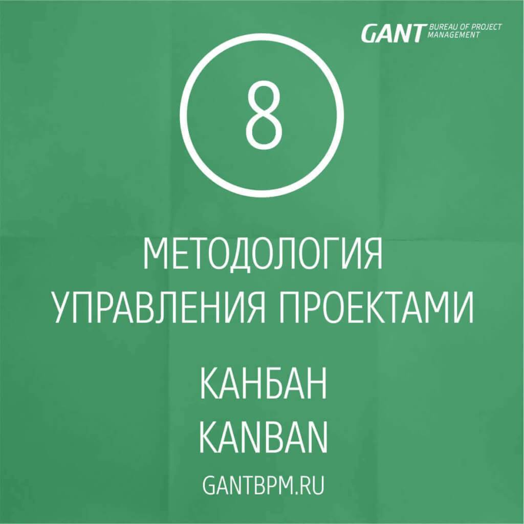Канбан методология управления проектами