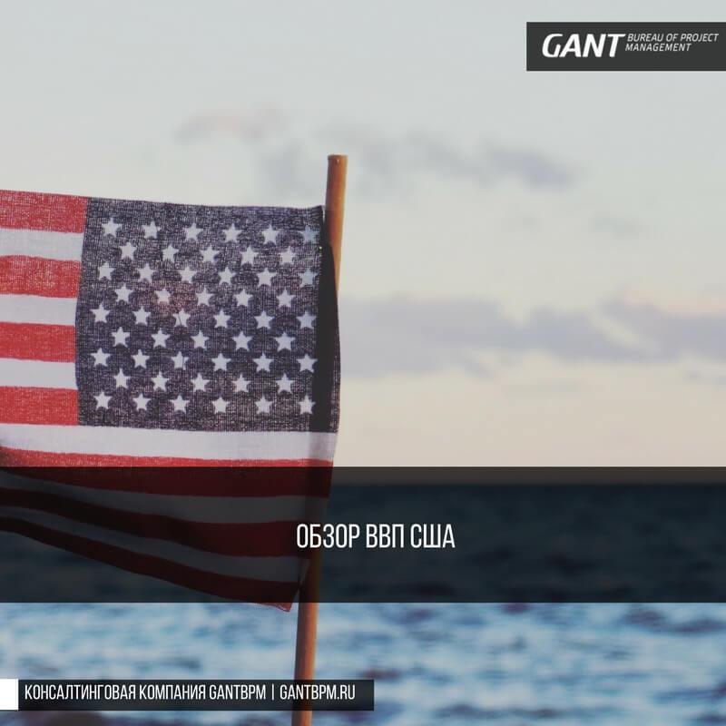 Обзор ВВП США