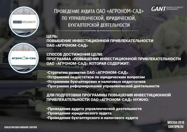 Управленческий аудит