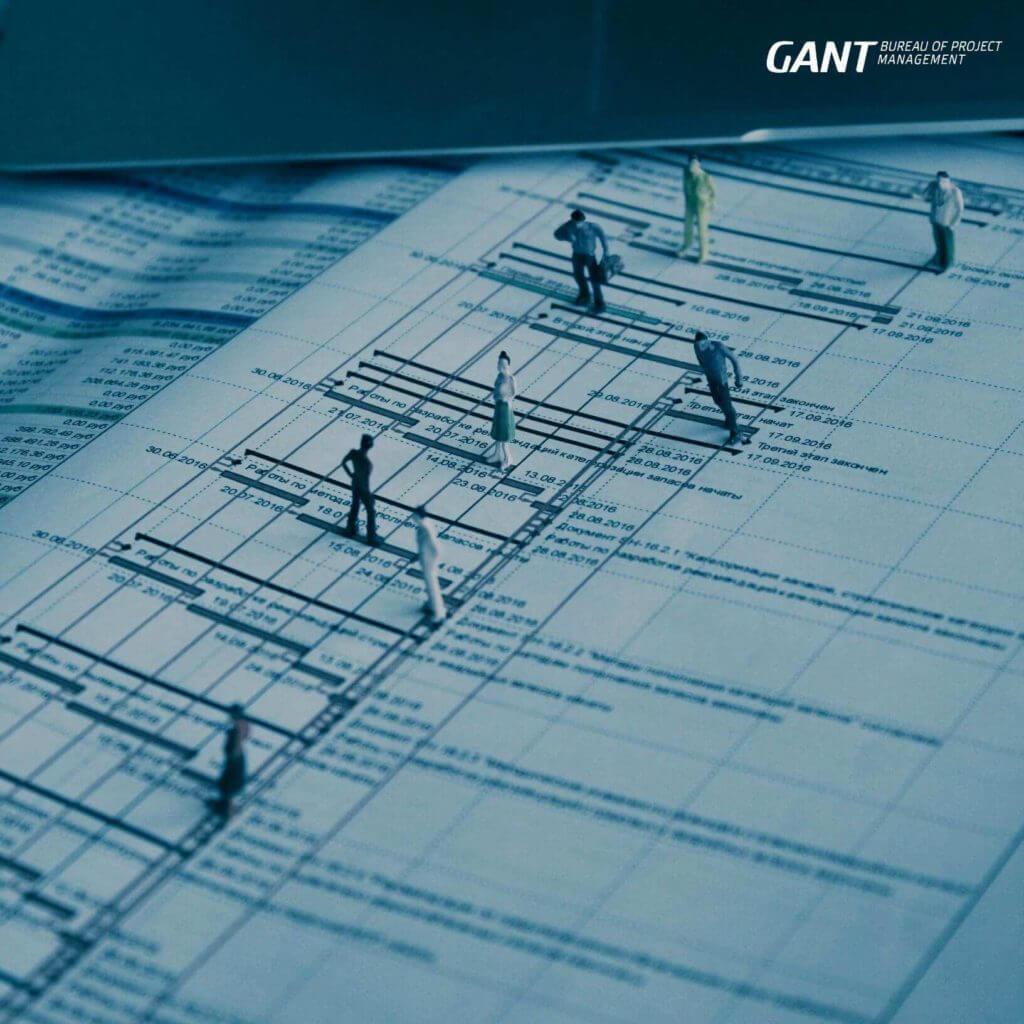 Управление проектами методом оценки компетенции консалтинговая компания ГАНТБПМ