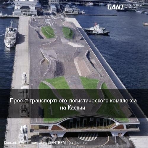 Проект транспортного-логистического комплекса на Каспии опубликован на сайте Министерства по делам северного Кавказа.